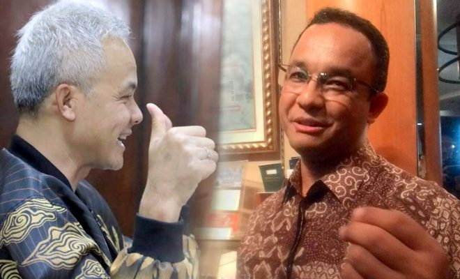 Survei Indopol Yogyakarta: Elektabilitas Ganjar Tertinggi, Anies Peringkat 4