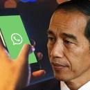 Antisipasi Spyware Pegasus, Pakar Keamanan Siber Sarankan Jokowi Tak Gunakan Whatsapp