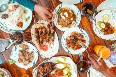 Tips Cegah Makan Berlebihan Saat di Rumah