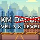 Diperpanjang Lagi Sampai 2 Agustus, Ini Sederet Aturan Baru PPKM Level 3 dan 4