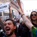 Ribuan Warga Prancis Demo Kebijakan Vaksin Macron