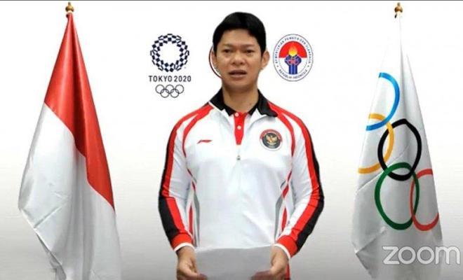 Atlet Jalani Karantina Lima Hari Sebelum Berangkat Olimpiade Tokyo 2020