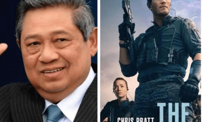 Warganet Heboh, Ada SBY di Film 'The Tomorrow War'