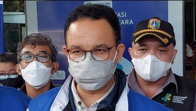 Anies Beberkan Alasan Kasus Corona di DKI Mulai Jinak