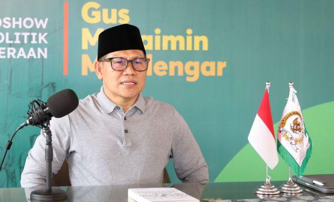Cak Imin Optimis PKB Raih Juara Dua di Pemilu 2024