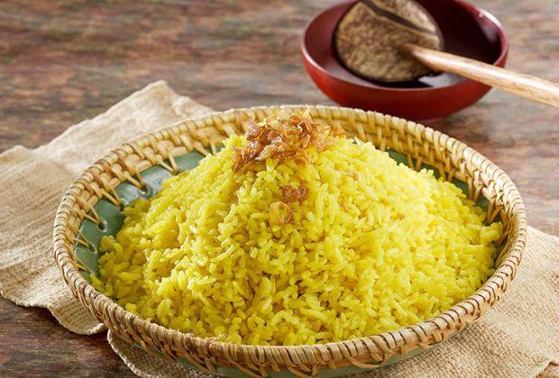 Ingin Nasi Kuning Pulen dan Harum, Pakai Saja 2 Resep ini