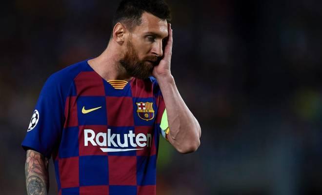 Messi Akui Situasi Sulit Memaksanya Pergi dari Barcelona