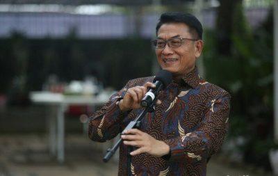 Moeldoko Ancam Laporkan ICW, YLBHI: Ini Upaya Pemberangusan Demokrasi!