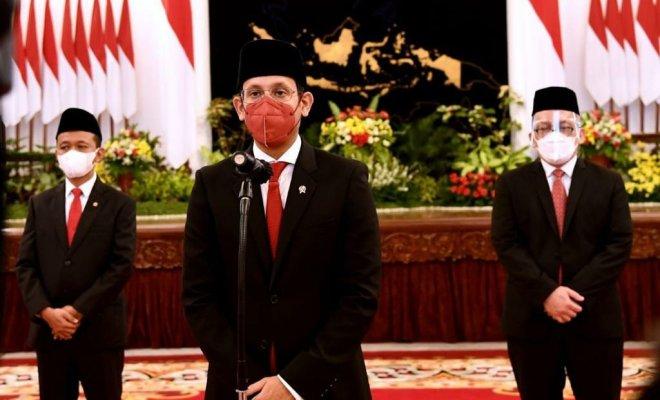 Nadiem Beberkan 5 Titipan Jokowi Soal Fokus Riset Nasional, Apa Saja?