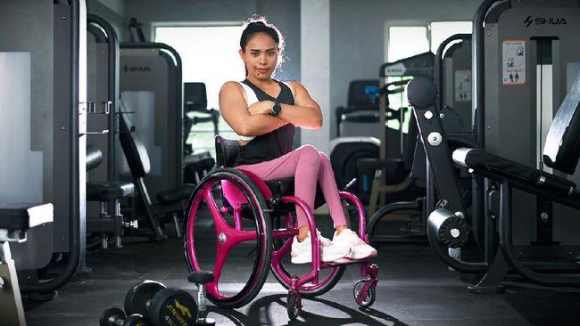 Ni Nengah Widiasih Incar Medali Powerlifting Paralimpiade Tokyo 2020