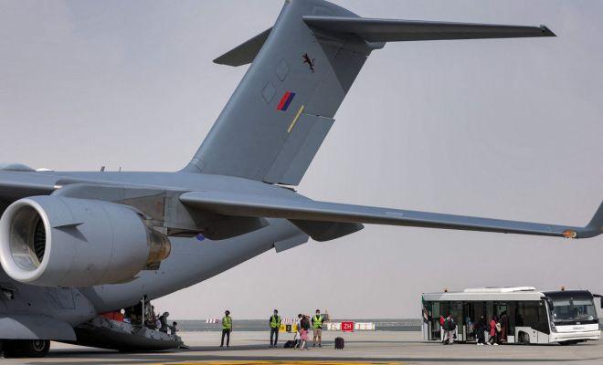 Pentagon: Kami Berusaha Evakuasi Orang Sebanyak Mungkin dari Afghanistan