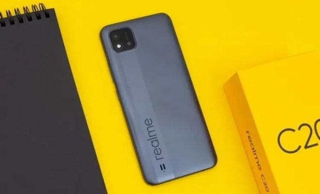 Realme Rilis C20, Ponsel Pintar Kelas Entry-Level Harga 1 Jutaan