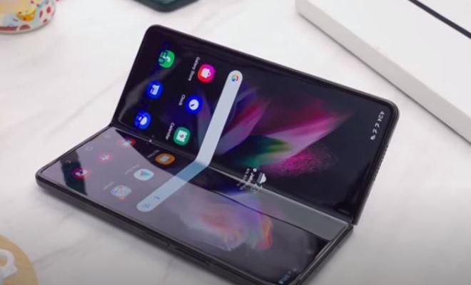 Samsung Rilis Galaxy Z Fold 3 5G, Harga 25 Juta