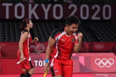 Simak Perjalanan Greysia/Apriyani Lolos Final Olimpiade Tokyo 2020