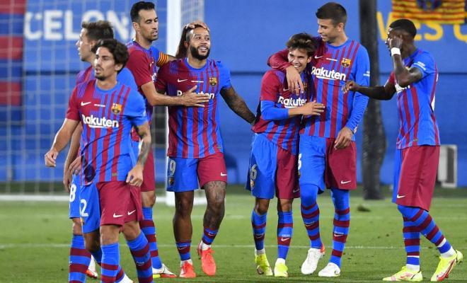 Usai Messi Keluar, Depay dan Braithwaite Bermain Impresif