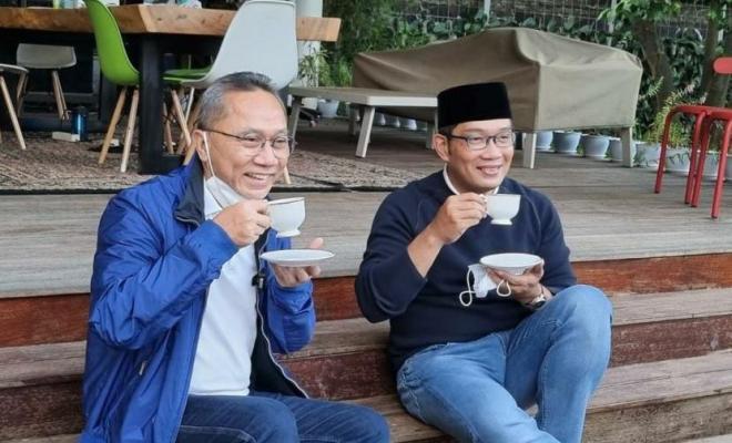 Usai Tiktok Bareng RK, Zulhas: Baliho Sudah Enggak Zaman