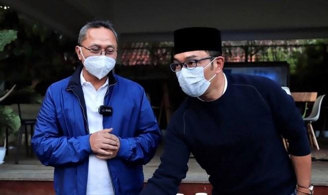 Ketum PAN Diam-Diam Temui Ridwan Kamil, Terkait Pilpres?