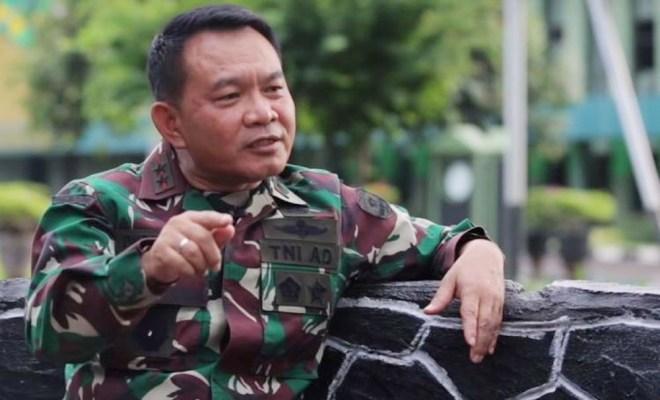 Pangkostrad Dudung Jawab Tudingan Gatot Nurmantyo Soal PKI di TNI AD