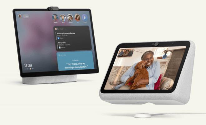 Facebook Luncurkan Tablet 5 Juta untuk Video Call