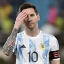 Messi Akui Kariernya di Argentina Penuh Derita dan Tekanan