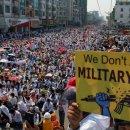 Pemerintah Persatuan Nasional Myanmar Serukan Revolusi Melawan Junta Militer