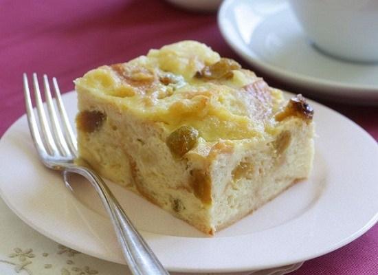 Resep Puding Roti Mentega, Favorit Putri Diana