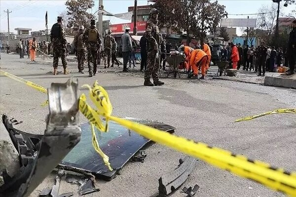 Serangkaian Bom Hantam Afghanistan Tewaskan Tujuh Orang