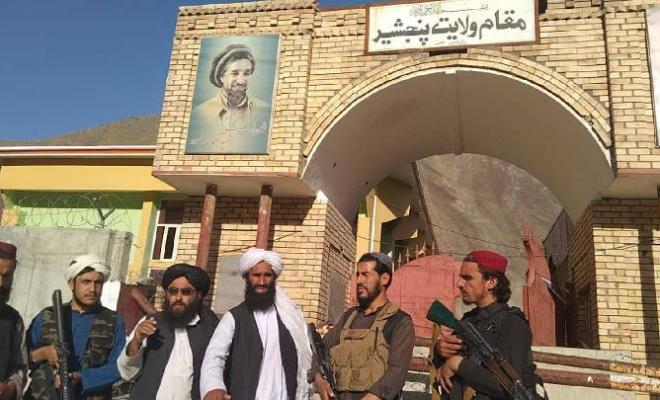Taliban Klaim Taklukkan Panjshir