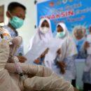 Wuzz..! Indonesia Tembus 10 Besar Penyuntikan Vaksin Covid-19 Dunia