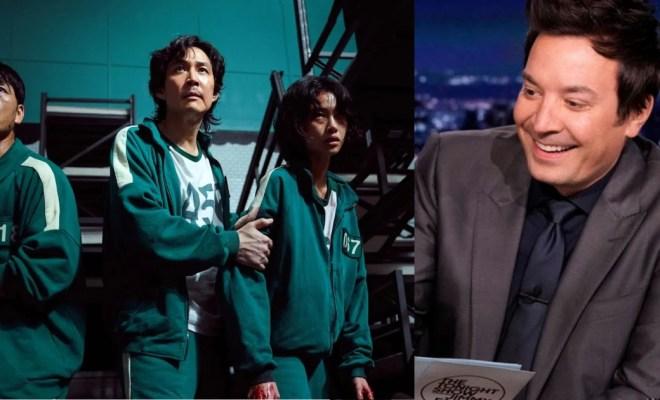 Bintang 'Squid Game' Diundang The Tonight Show Starring Jimmy Fallon