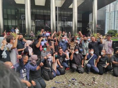 Pegawai KPK Pecatan Firli Dukung Ide Dirikan Partai Serikat Pembebasan