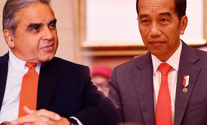 Profesor Singapura: Jokowi Pemimpin Negara Jenius Kalahkan Joe Biden