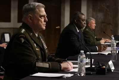 Jenderal Militer Sebut Keputusan AS di Afghanistan sebagai 'Kegagalan Strategis'
