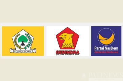 Peluang Golkar Koalisi dengan Gerindra dan Nasdem di 2024