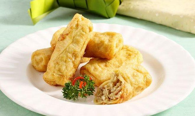Resep Sosis Solo Isi Ayam Suwir