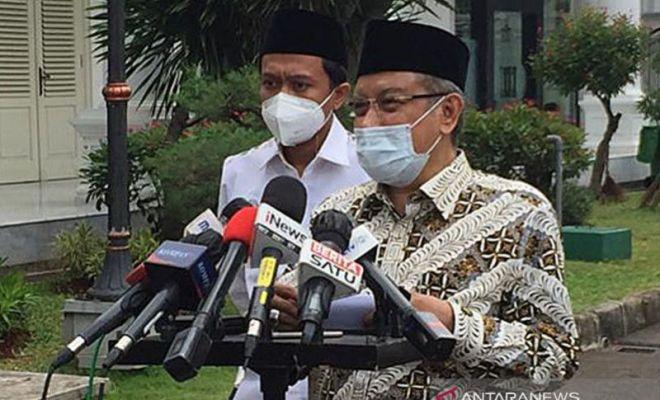 Said Aqil Siradj Mantap Masuk Bursa Ketum PBNU Usai Ketemu Jokowi