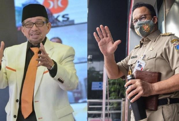 Ogah Usung Anies di 2024, PKS Pilih Dukung Salim Segaf Al-Jufri