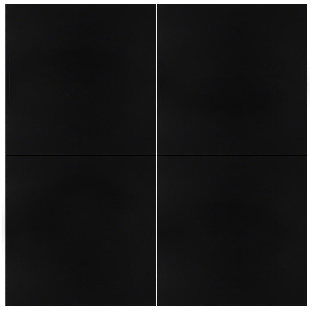 Black Polished 24x24 Tile