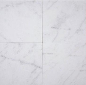 bianco venato 18x18 polished marble