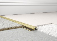 Chrome Tile To Carpet Trim - Carpet Vidalondon