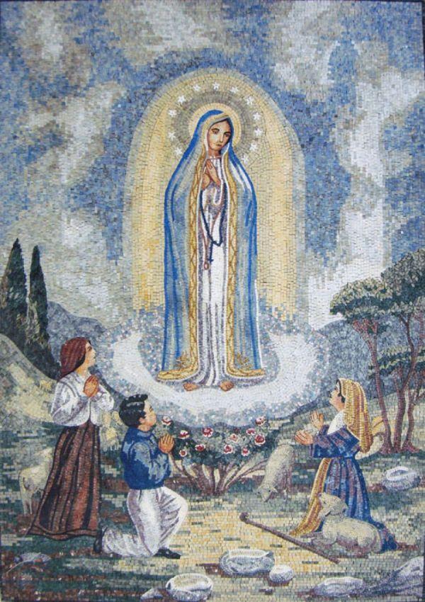 Religious Mosaics - Tile Design