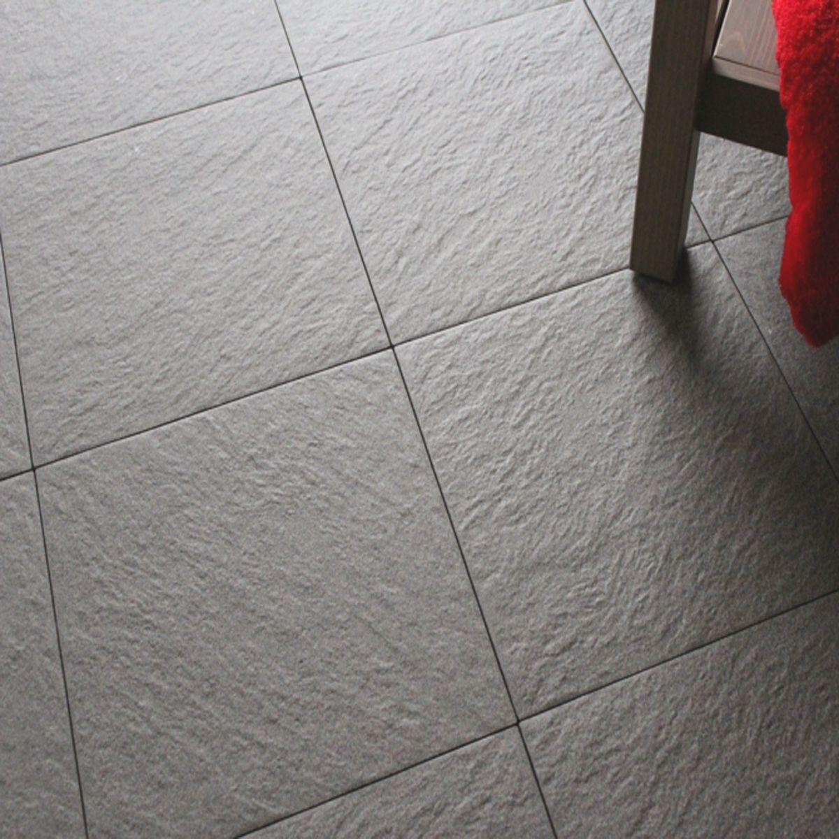 mantle antracite relief anti slip tile