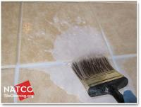 Sealing Ceramic Tiles With A High Gloss Sealer