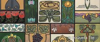 Arts And Crafts Decorative Tiles