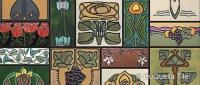 Arts And Crafts Decorative Tiles | Tile Design Ideas
