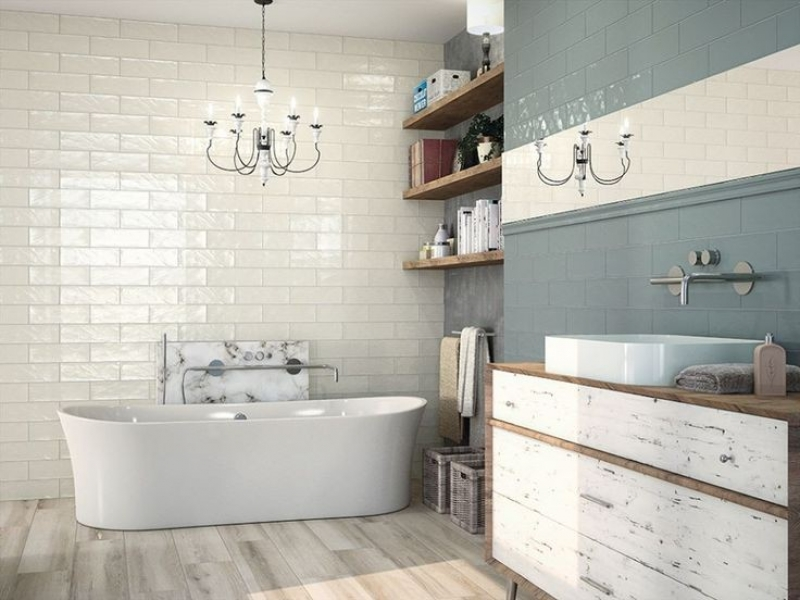 bathroom room scene