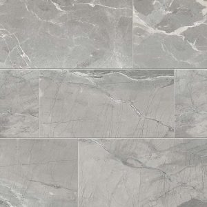 Absolute Light Grey Stone Look Tile