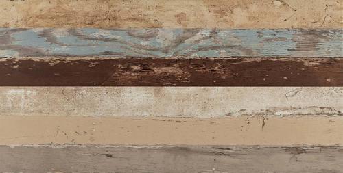 Charleston Multi-Color Wood Look Tile