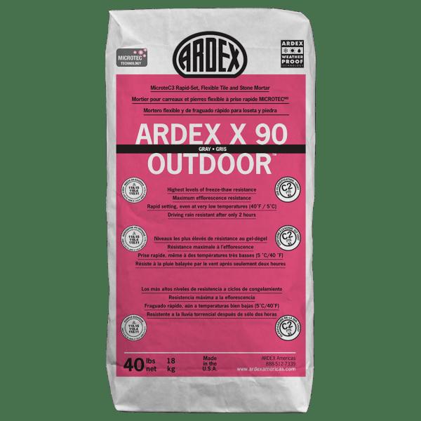 Ardex X 90 Outdoor