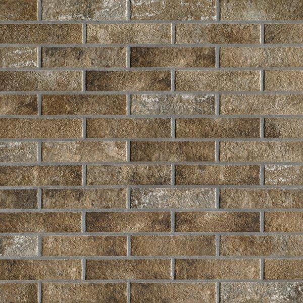 Groove Foxtrot Brick Look Subway/Wall Tile